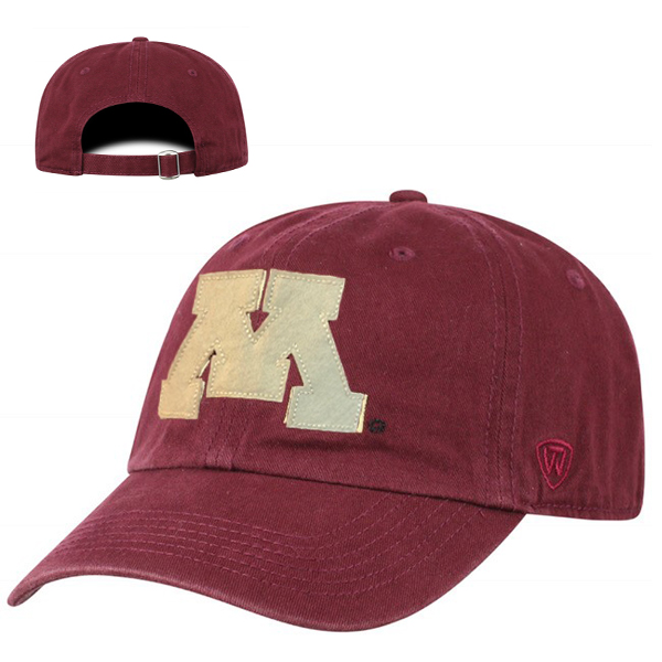275c067674e Top of the World Minnesota M Baseball Cap