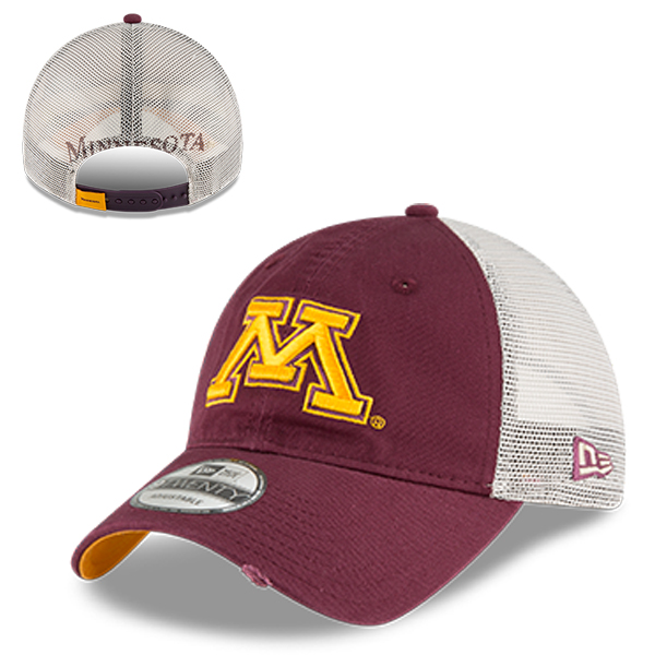 444d556920d New Era Minnesota M Mesh Snap Back Baseball Cap
