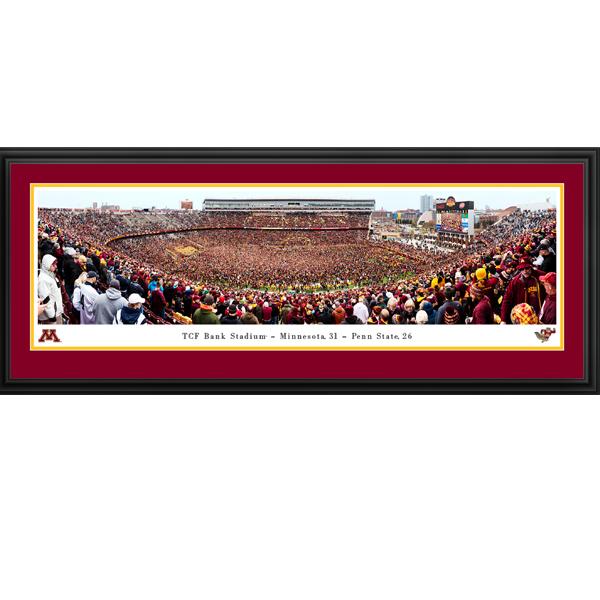 Minnesota Golden Gophers Vs Penn State Football Panoramic