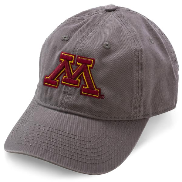 879712a3917 The Game University of Minnesota M Baseball Cap