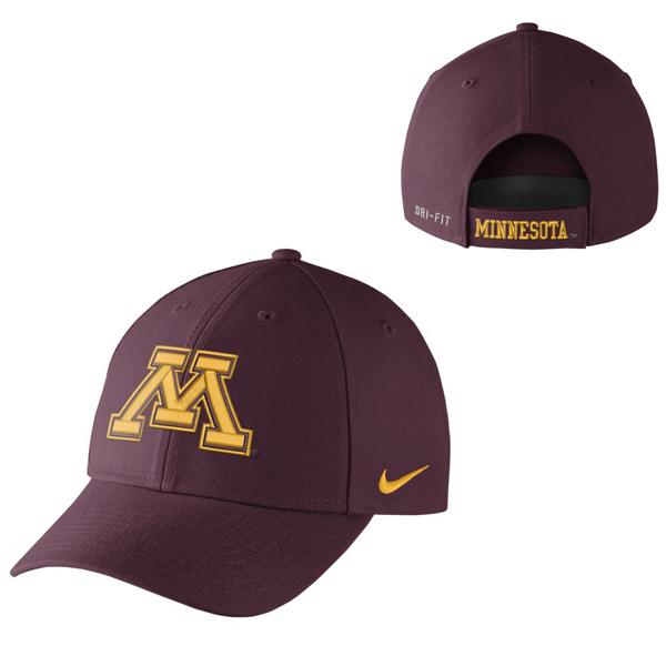 e5dcf7217a3 Nike Dri-Fit M Minnesota Adjustable Baseball Cap