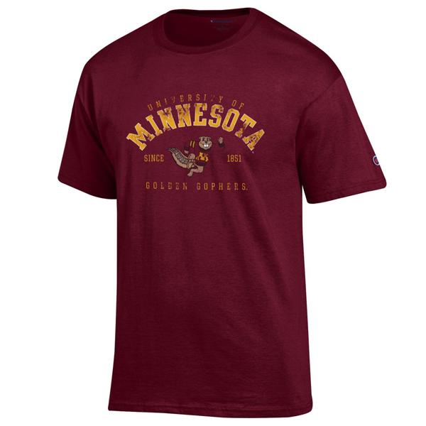 NCAA Minnesota Golden Gophers T-Shirt V1