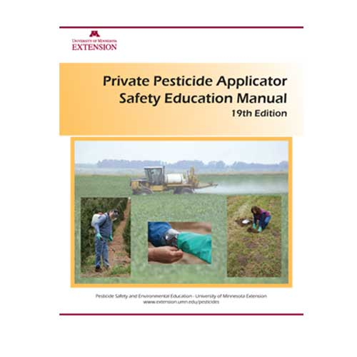 Pesticide Manual Order Form