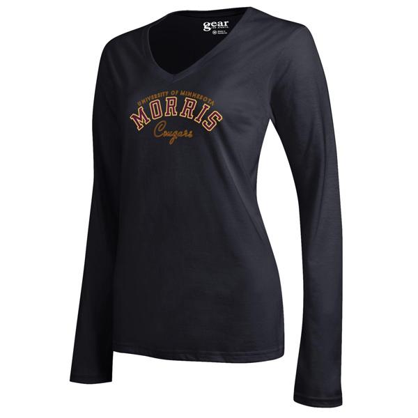 0682d2aa Gear for Sports Women's University of Minnesota Morris Long Sleeve T ...