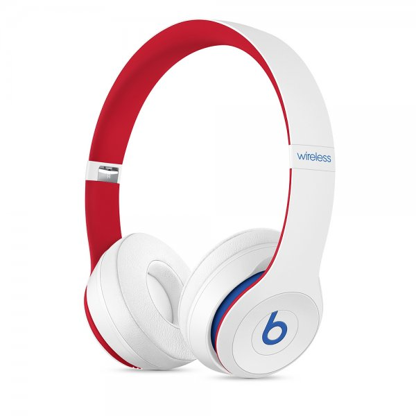 Beats Solo3 Wireless On Ear Headphones Club White University Of Minnesota Bookstores