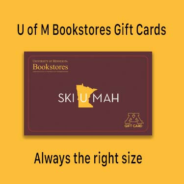 University of Minnesota Bookstores |