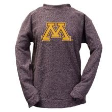 Woolly Threads Women s University of Minnesota Crew Sweatshirt 71da84cd2