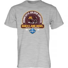 University of Minnesota Quick Lane Bowl T-Shirt 9864b31ef